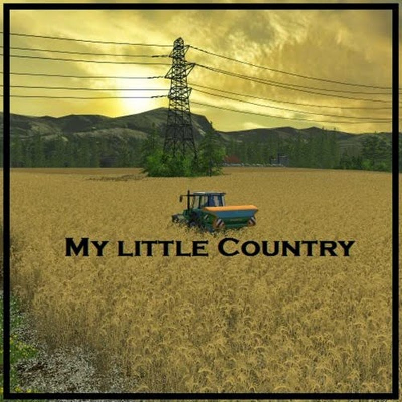 Farming simulator 2015 - My little Country v 1.2