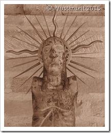 Christuskorpus ohne Arme