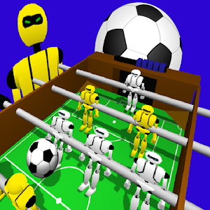 Download Robot Table Football For PC Windows and Mac