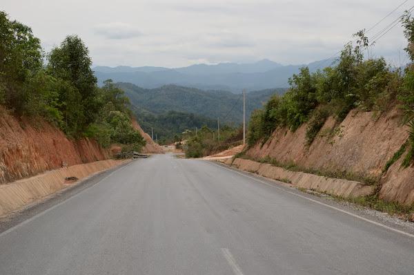 дорога лаос автостоп