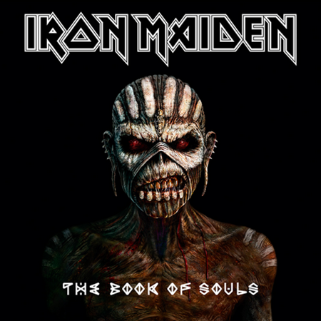 2015 - The Book of Souls - Iron Maiden