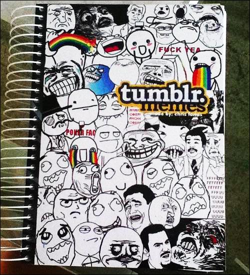 cadernomemes Volta às aulas