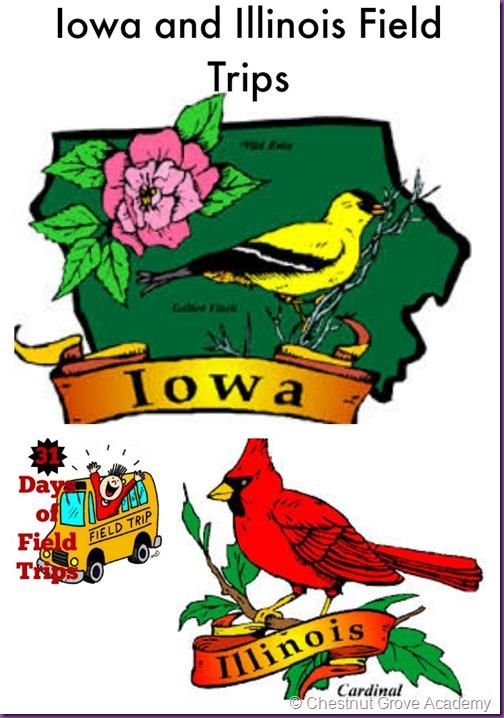 Iowa and Illinois Field Trip