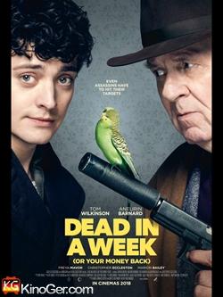 Dead in a Week (oder Geld zurück) (2018)