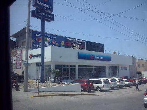 Citibanamex, Av Francisco Solis, Francisco Villa, 82127 Mazatlán, Sin., México, Cajeros automáticos   SIN