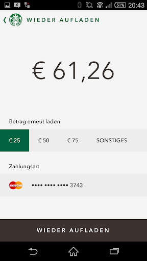 Starbucks Deutschland screenshot 3