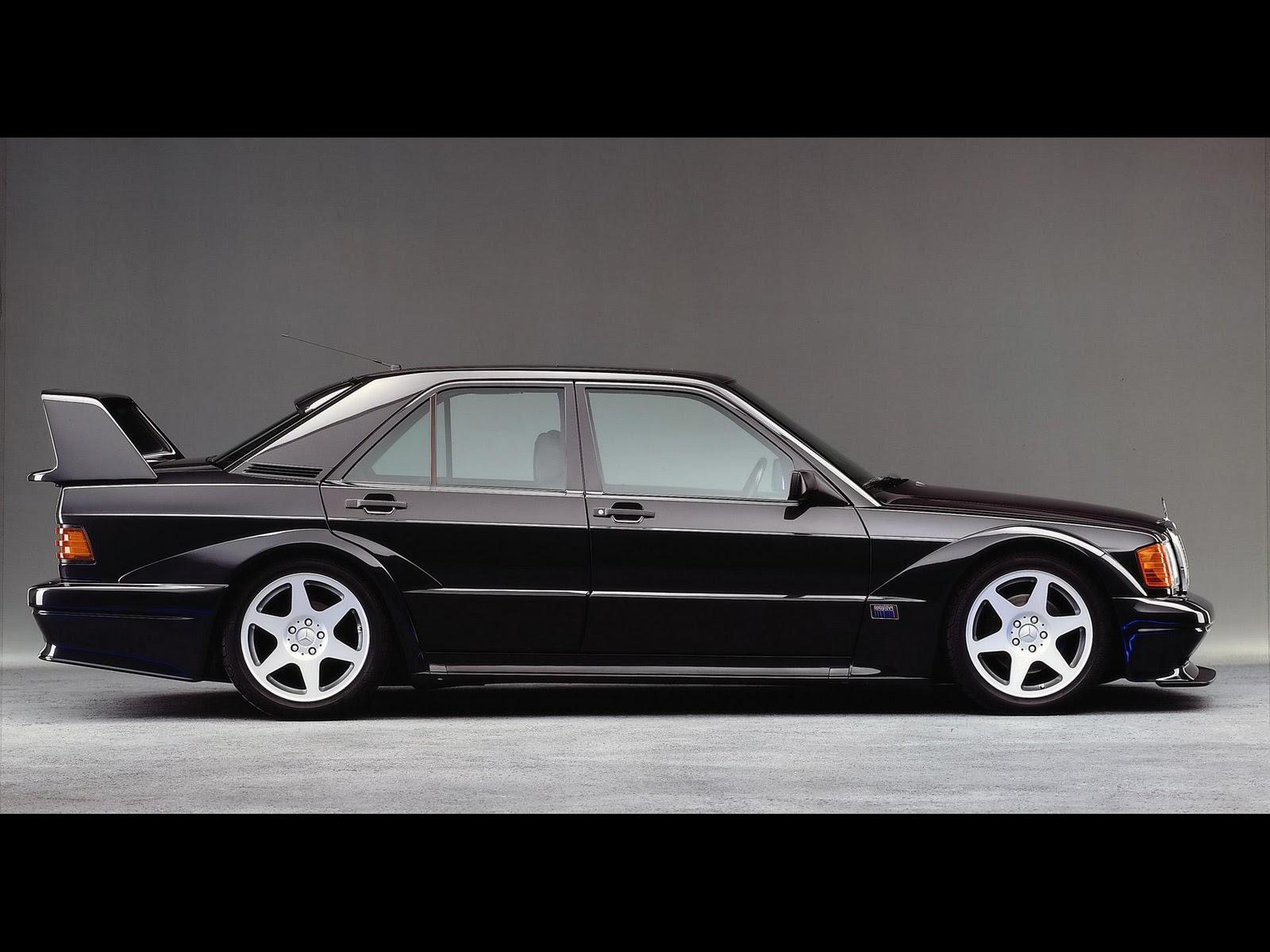1982-1993 Mercedes-Benz W 201