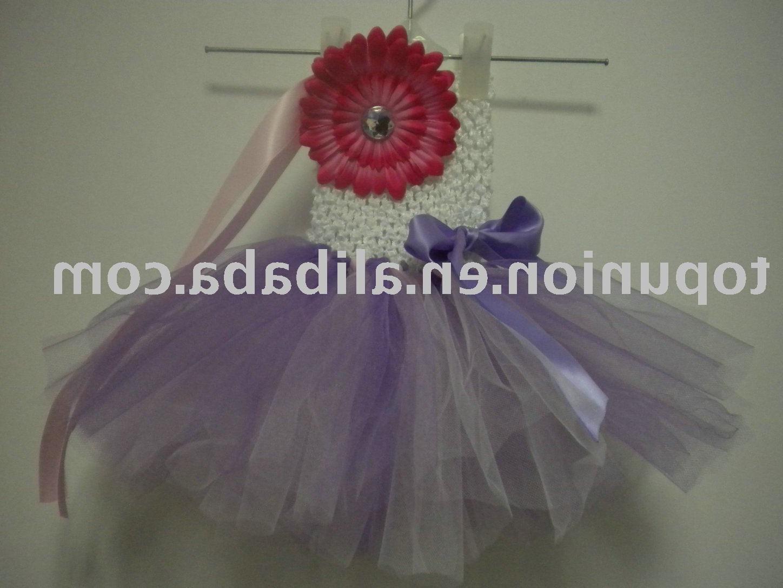 Hot cute tutu dress for baby,