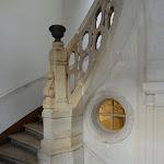 Hôtel de la Porte : escalier