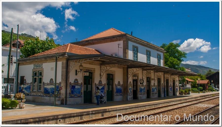 Estação ferroviário do Pinhão
