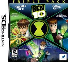 Ben 10 Triple Pack (U) | DS Roms