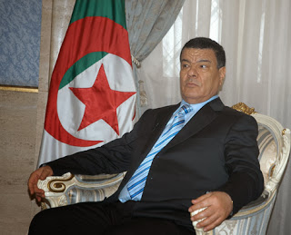 Il a épinglé l'opposition et critique l'offre de Ouyahia, Saâdani tire à vue