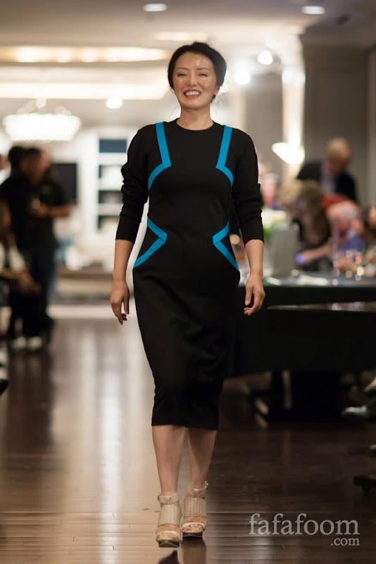 Jessie Liu Collection Modern Fashion Forward At Ritz