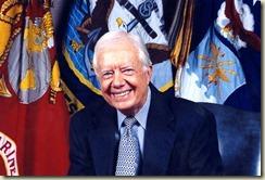2005. Former U.S. President Jimmy Carter