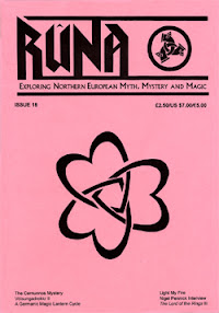 Cover of Stephen Flowers's Book Runa