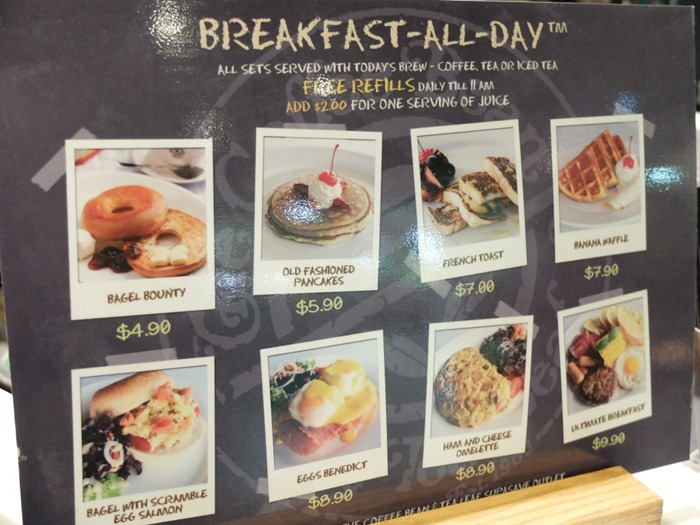 Check Out Their All Day Breakfast Menu Now You Can Enjoy French Toast Even At Night A Guilty Pleasure