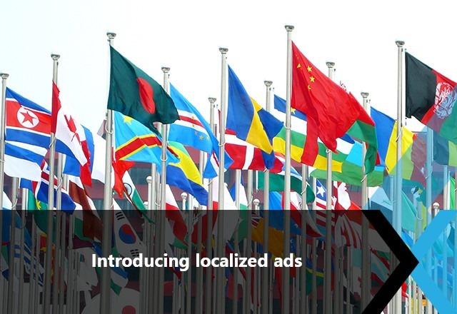localized ads