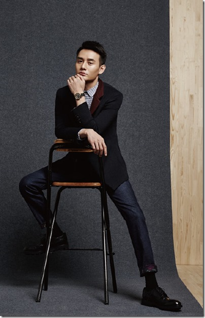 Wang Kai X GQ 王凱 X 智族 2015 Nov Issue 03