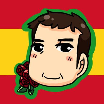 Педро де ла Роса в стиле комикса сезона 2012