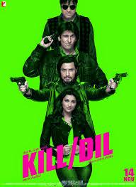 Ám Sát Dil - Kill Dil poster