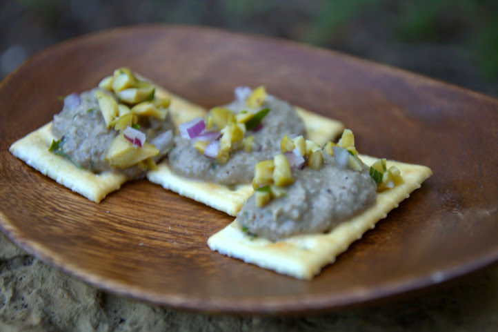 Sardine and Anchovy Pate