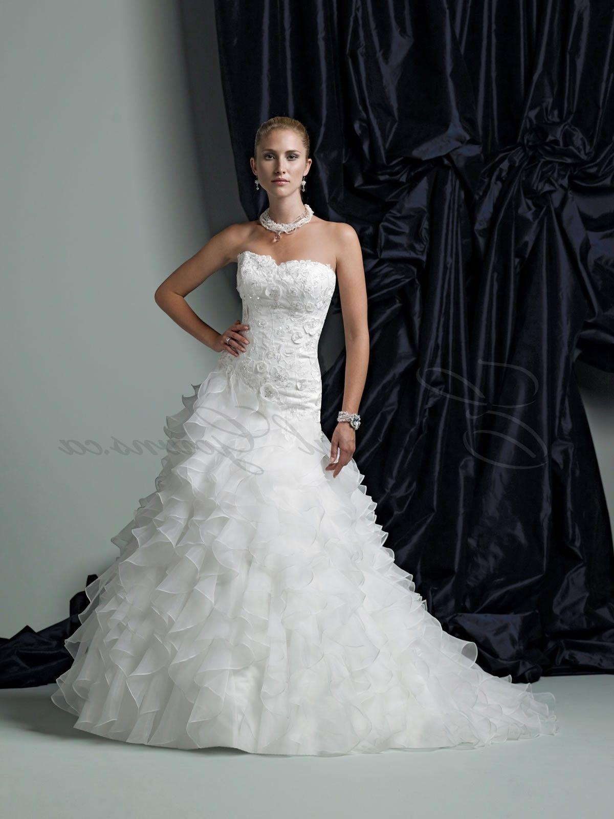 Ball Gown Organza Beaded