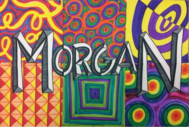 Color Design Art : Elements of art and design u line shape space value color