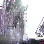 Dash Berlin kicking it at Ultra Japan 2015 in Tokyo, Tokyo, Japan