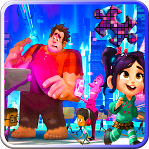Download puzzle for wreck it ralph 2 For PC Windows and Mac