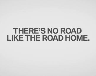 "BMW Web Film ""The Road Home"""