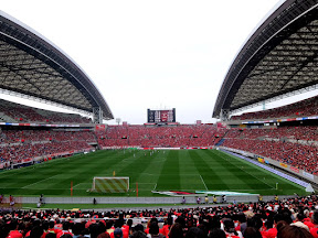 Jリーグ「浦和レッズ vs FC東京」