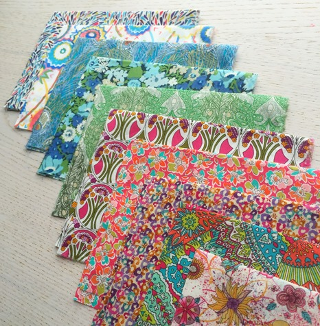 Liberty Fabric June 2015