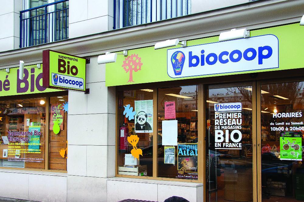 Supermercado Biocoop