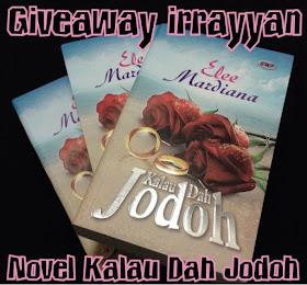 Giveaway irrayyan   Kalau Dah Jodoh