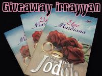 Giveaway irrayyan | Kalau Dah Jodoh