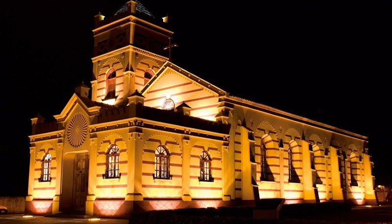 Igreja Matriz Nossa Senhora do Carmo - Boa Vista, Roraima