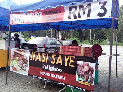 Nasi Saye