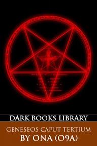 Cover of Order of Nine Angles's Book Geneseos Caput Tertium