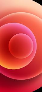 Light Red Wallpaper iPhone 12