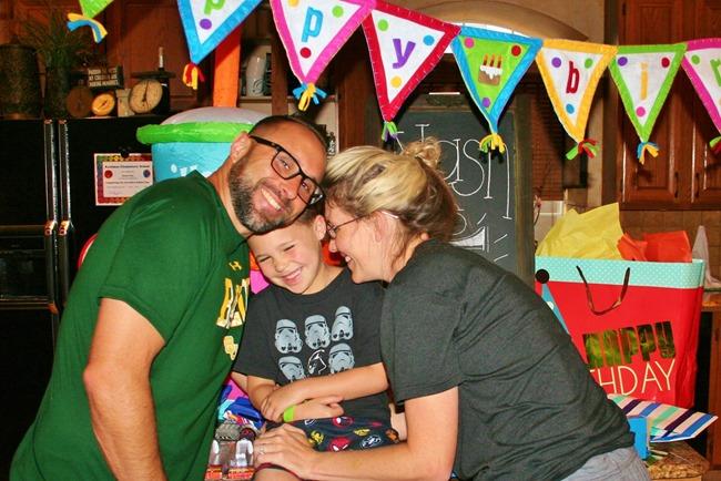 Nash's Birthday Slickpaw 101