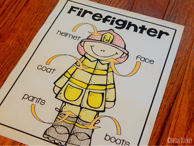 Fire Safety Labeling Activities
