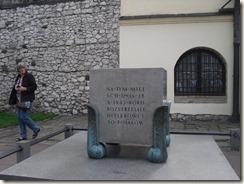 Pomorska, Alte Synagoge, Jüdisches Viertel Kaszimierz 010