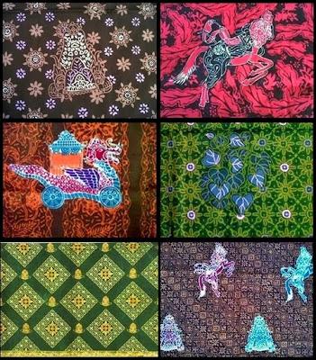 Motif Batik Kasumedangan