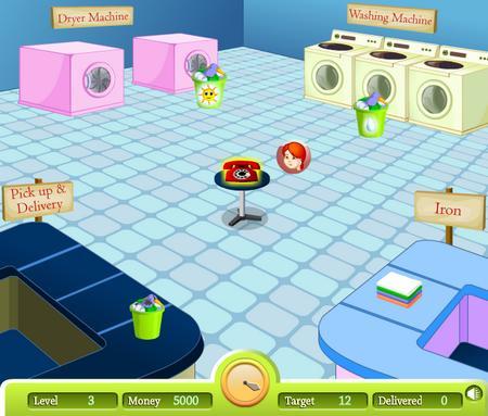 jogo de lavar roupa