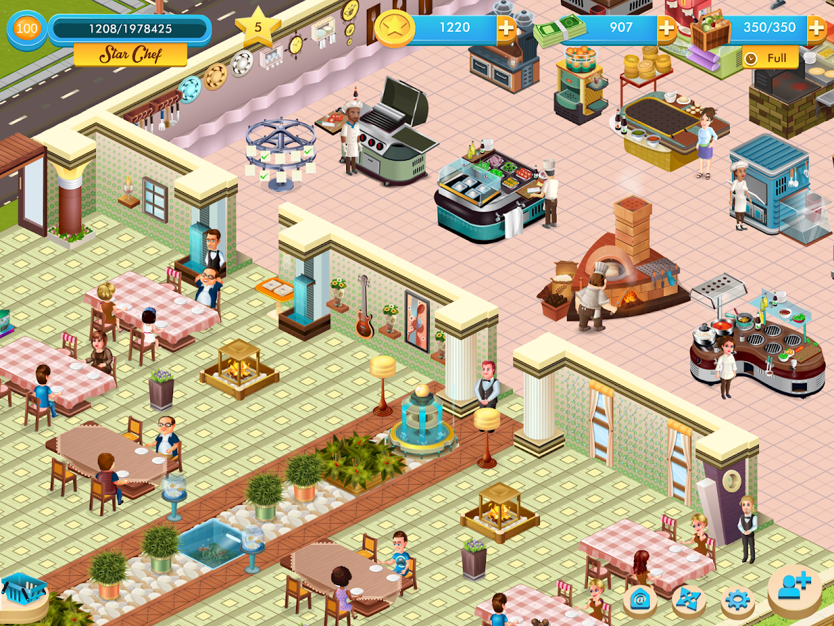 Star Chef: Cooking Game Screenshot 17