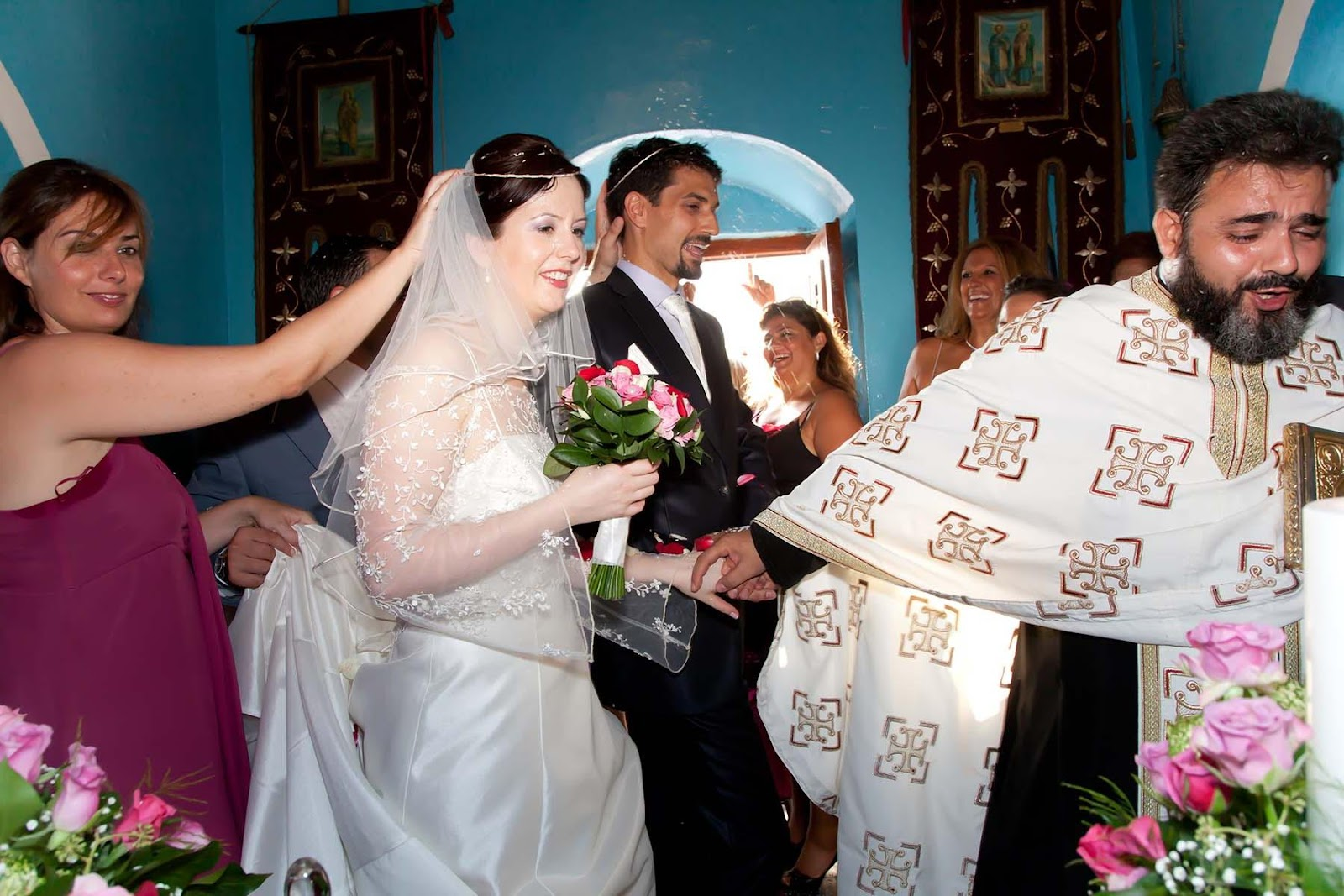 Weddings Gallery   Mykonos