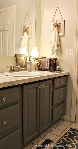 Decorative Hand Towel Hook 1