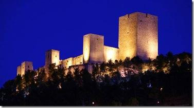 Parador castillo de Santa Catalina