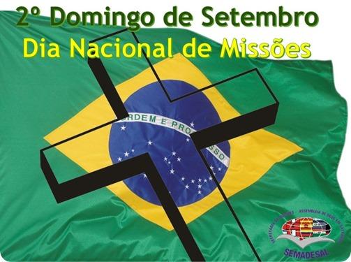 Dia Nacional de Missões