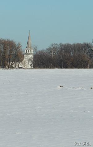 Church at Toad Lake